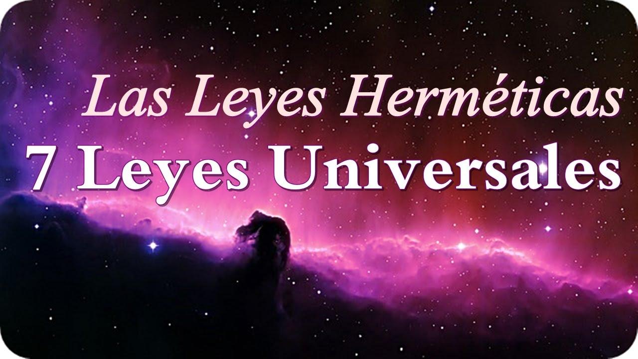 """""""Kybalion"""" Las 7 leyes Universales, ¿Los conoces? – El"""